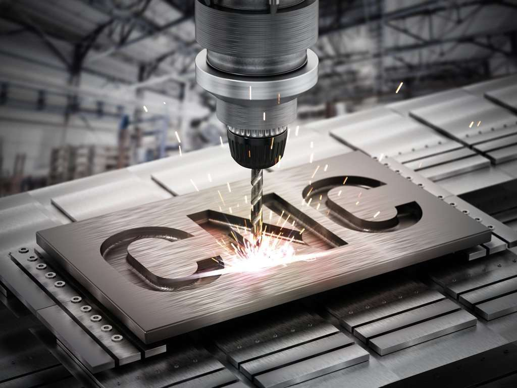 What Means CNC Machining?
