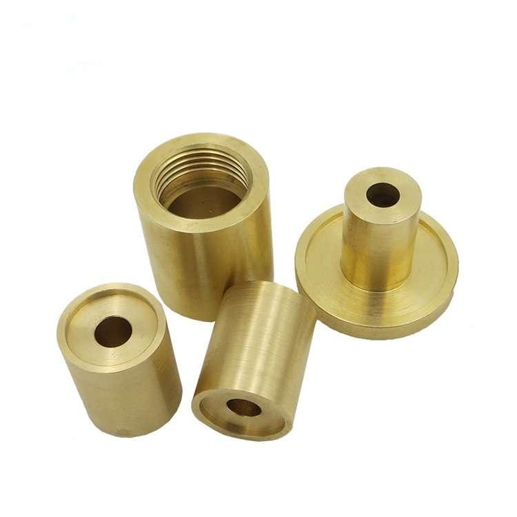 Custom CNC Machining Brass Turned Component