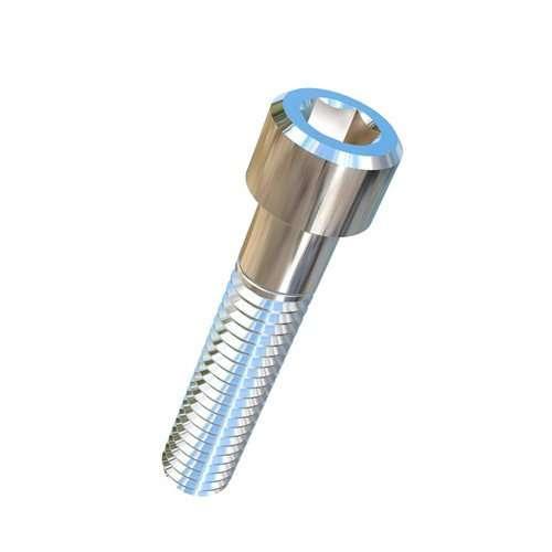 Titanium Socket Head Cap Screw, Grade 2 (CP)