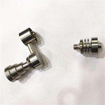 Custom Smoking Accessories CNC Machining Titanium Nail