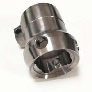 Customized Titanium Prosthetic Fitting CNC Machining