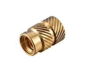 China cnc brass machining