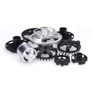 CNC processing drone accessories