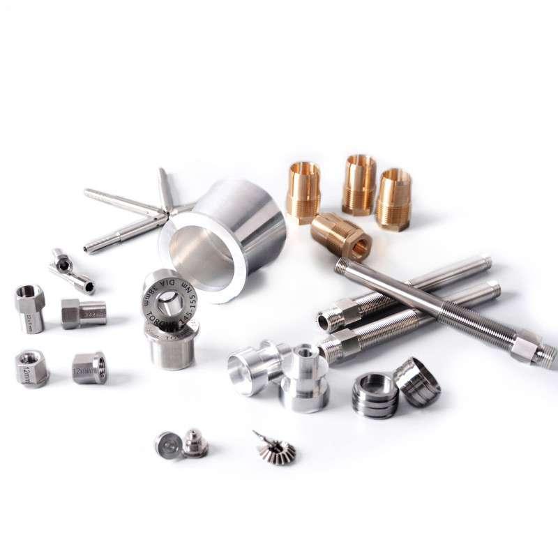 CNC MACHINING Of Hardware