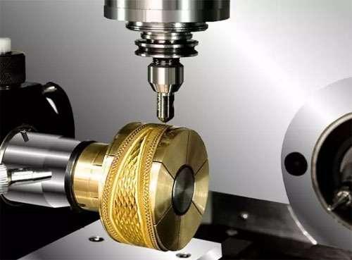 brass cnc machining