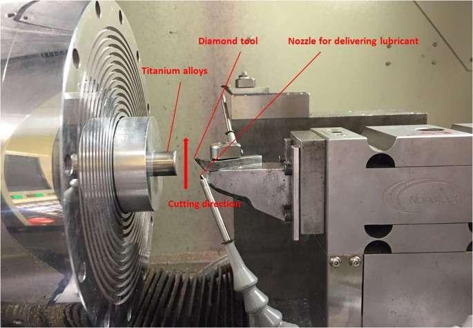 How difficult is it to machine titanium?