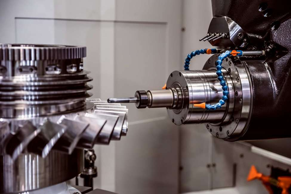 CNC milling or manual milling is a machining process used to process prismatic parts