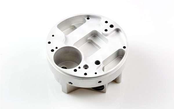 5 axis aluminum alloy cnc precision machining medical parts