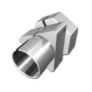 cnc machining complicated aluminum alloy parts