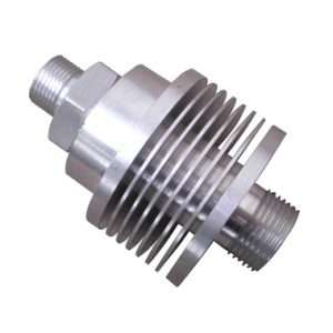 cnc machining complicated aluminum alloy accessories
