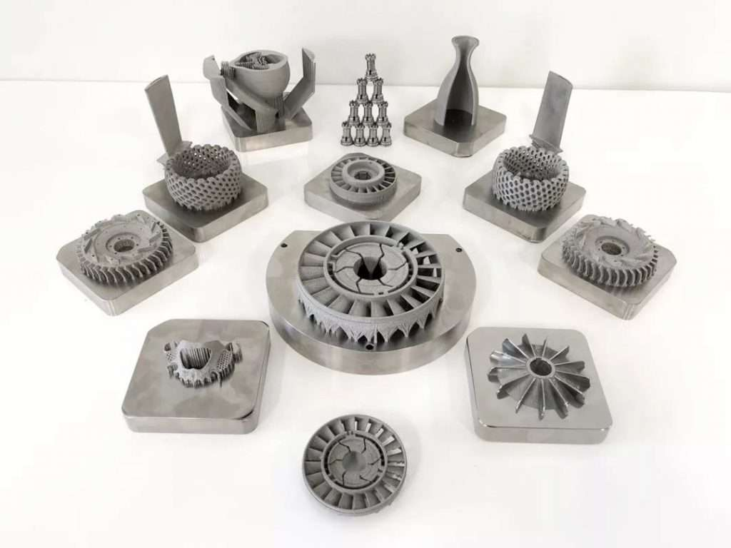 The product made by 3D Printing