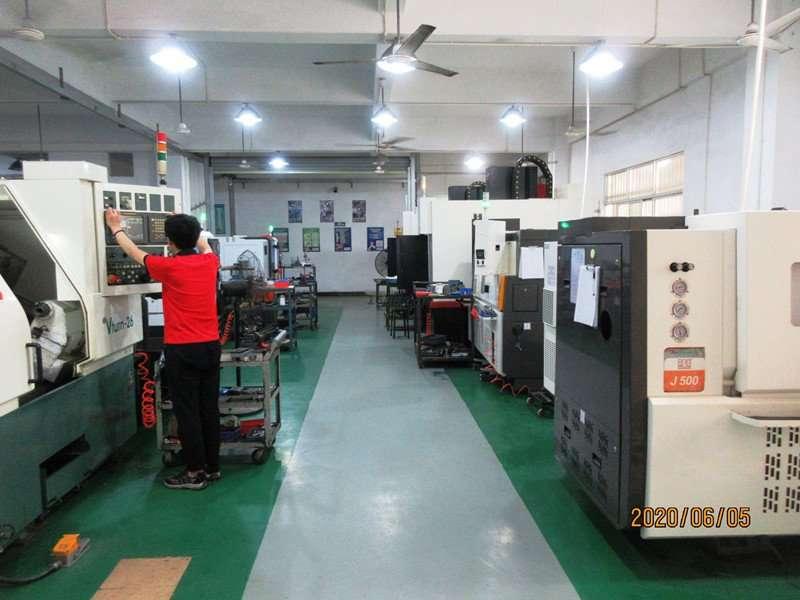 What is CNC machine shop?