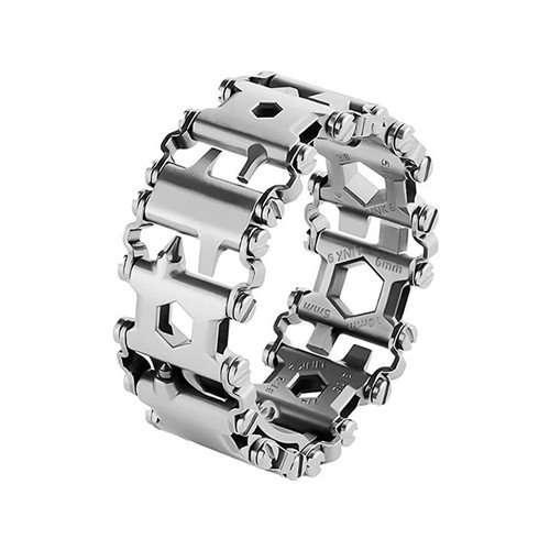 Multi tool bracelet helper tool bracelet bending tool