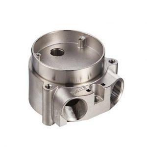 cnc milling valve part